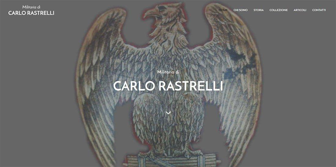 Militaria di Carlo Rastrelli