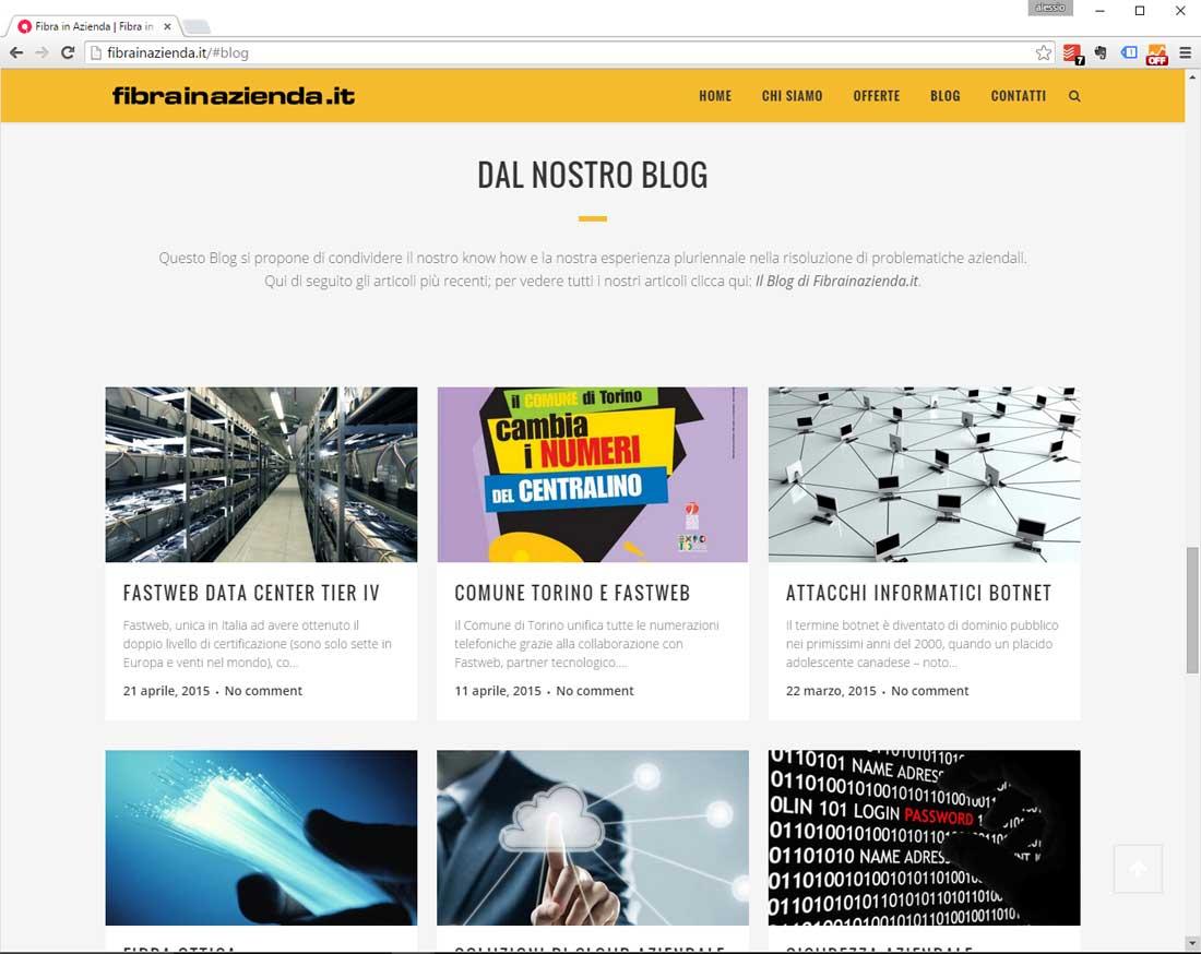 sito fastweb partner