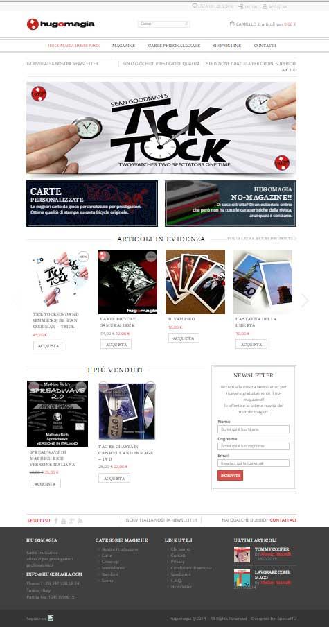 siti web magia e illusionismo
