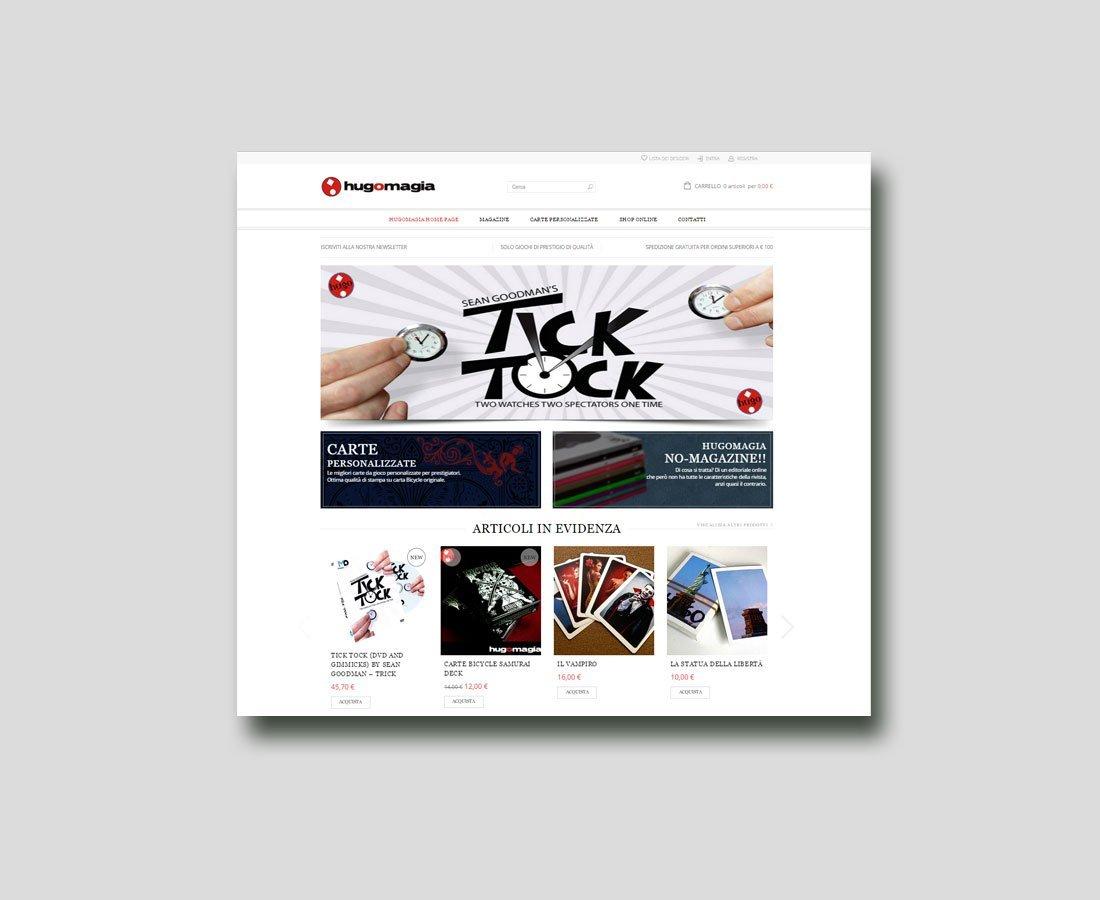 Special4u portfolio ecommerce