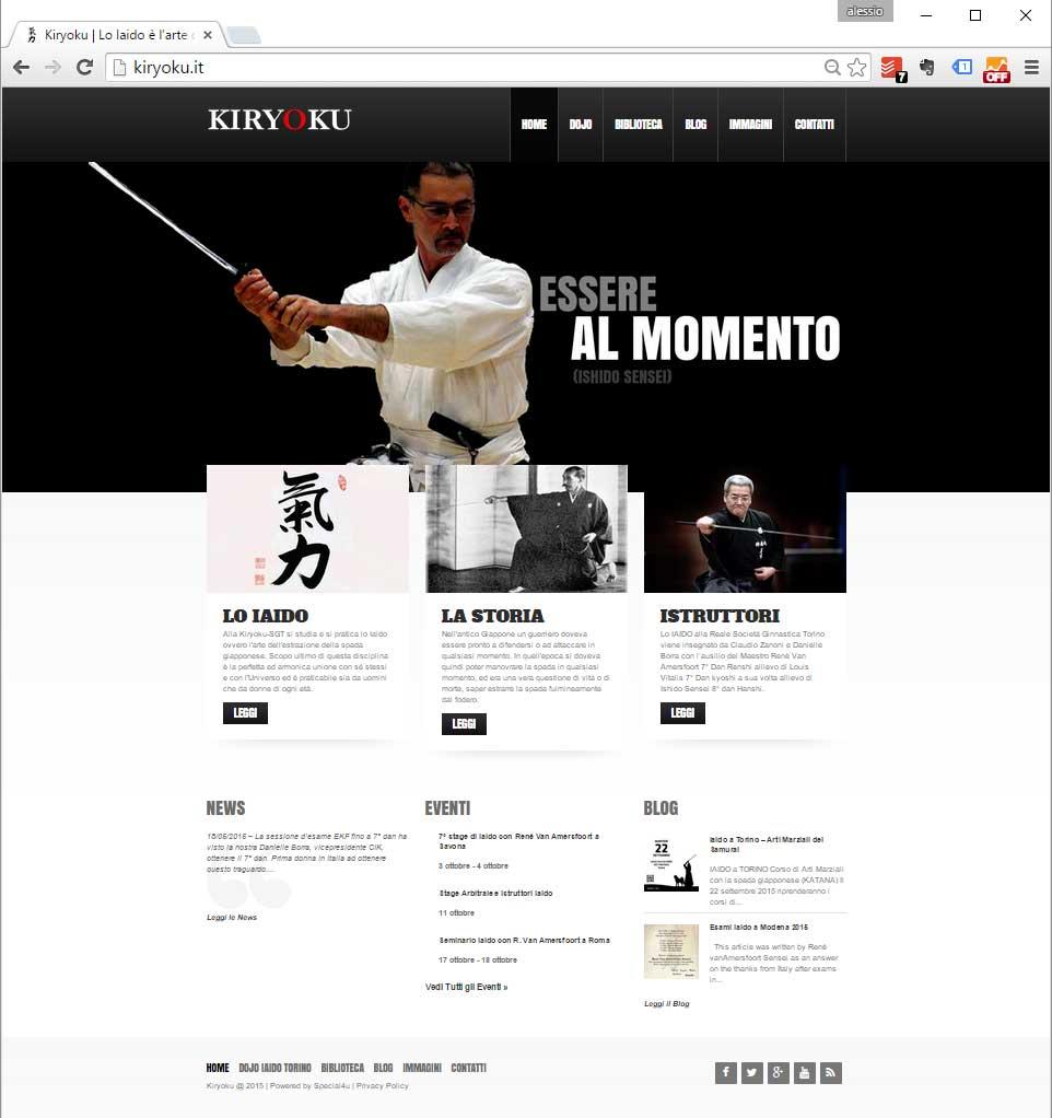sito web iaido