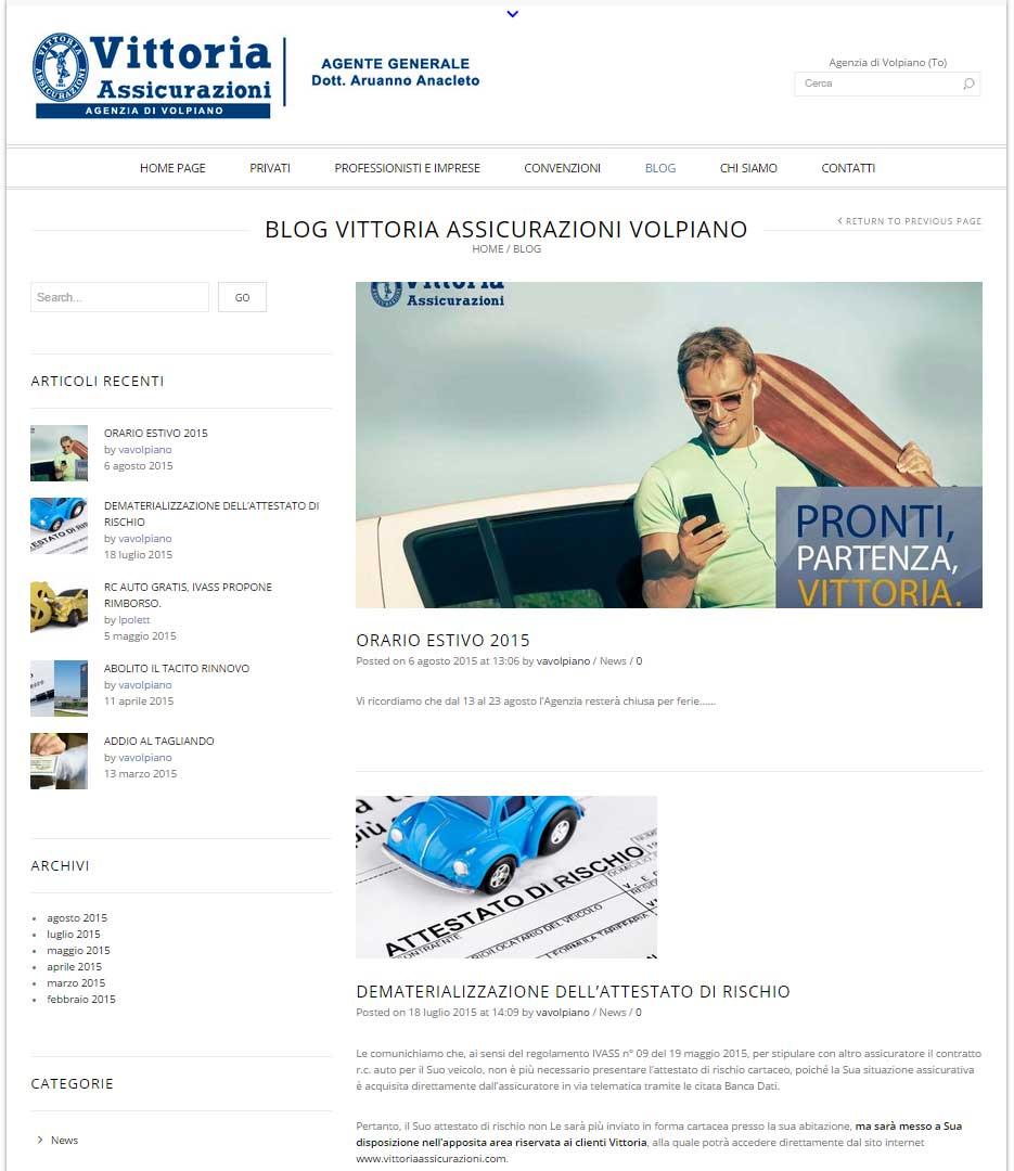 sito internet assicurazioni