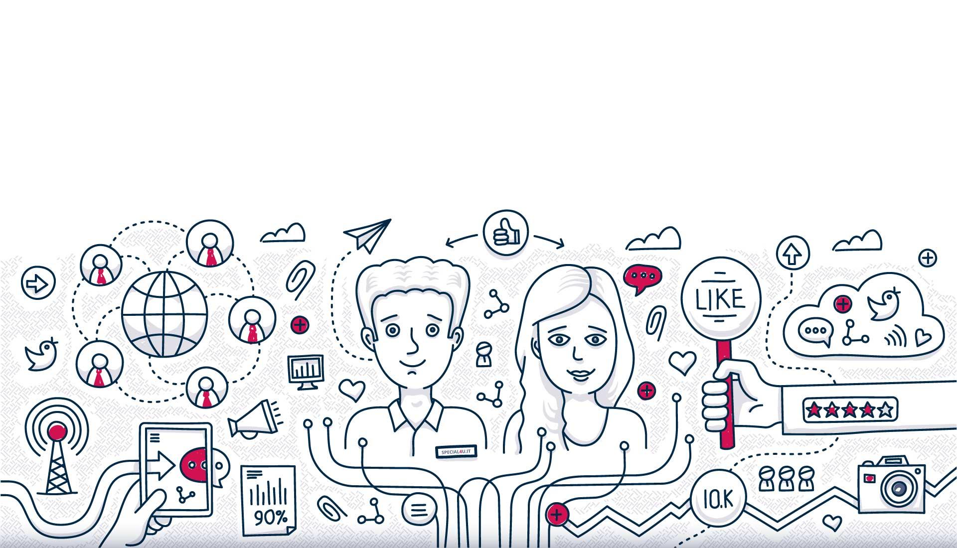 spaecial4u - social marketing