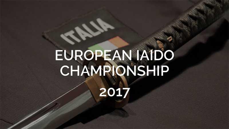 Campionati Europei di Iaido