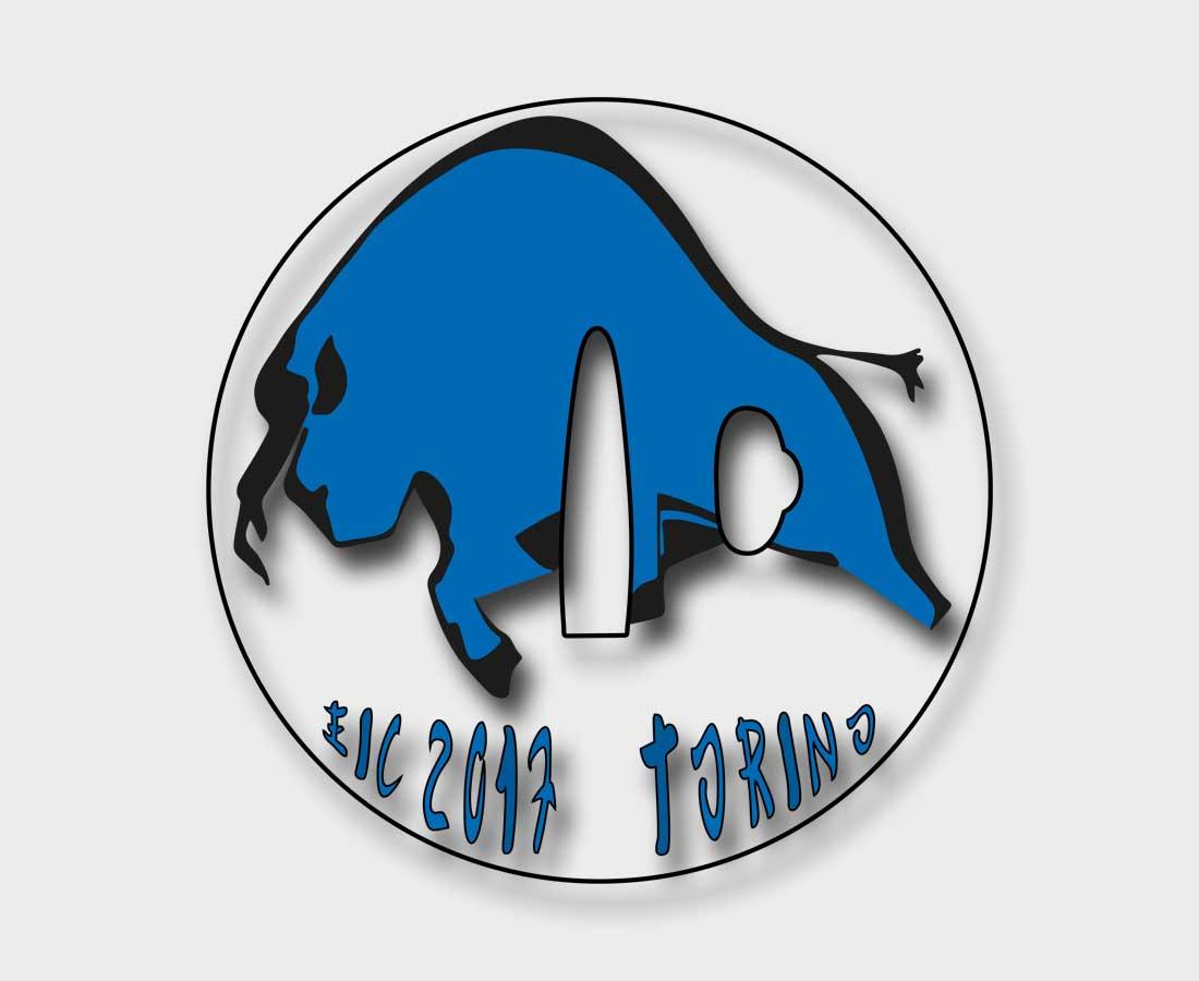 Logo Campionato Europeo Iaido