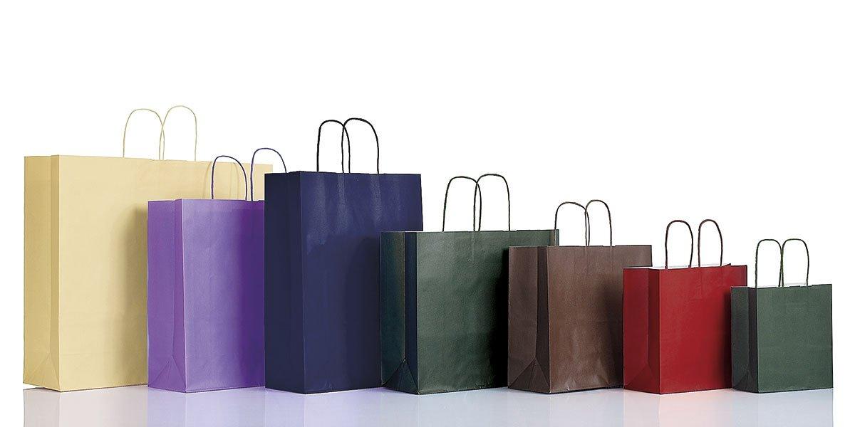 Shopper carta personalizzate